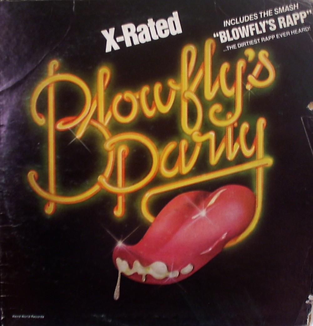 Blowfly Rapp Dirty Blowflys Rapp